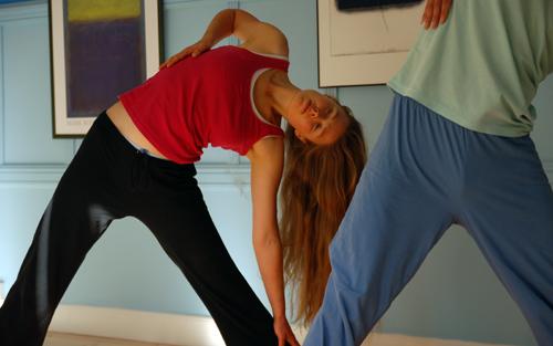 1-Yoga Toussait