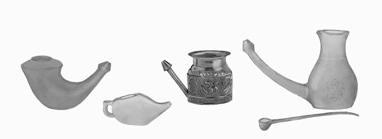 Lota - pot pour le lavage du nez