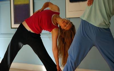 Cours de yoga et de médiation à Paris.