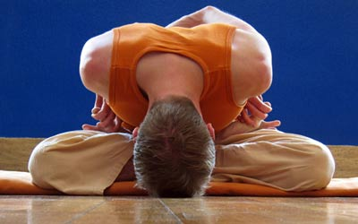 Yoga mudra - enseigné au cours de yoga Paris