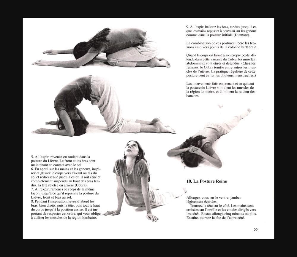 Yoga, Tantra et Méditation dans la vie quotidienne exemple 1