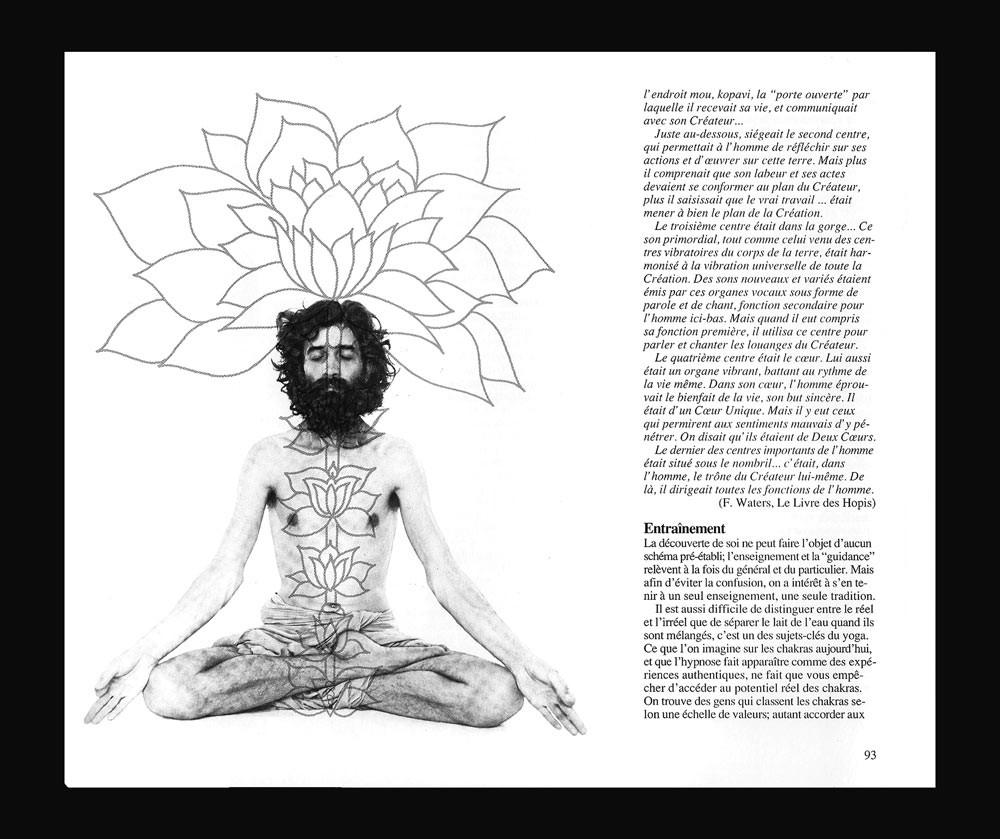 Yoga, Tantra et Méditation dans la vie quotidienne exemple 2