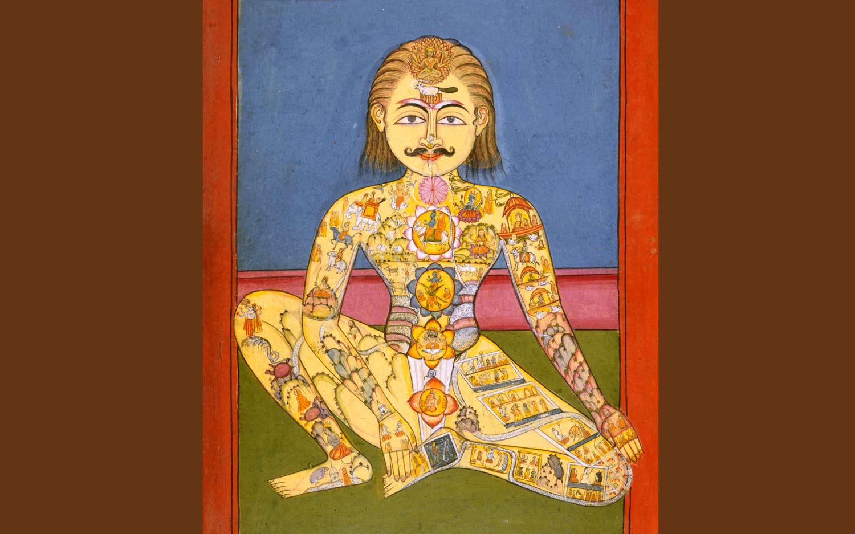 Pour le hatha yogi le corps subtil est le point de départ.