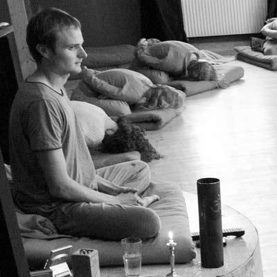 Professeur de yoga Christian Möllenhoff