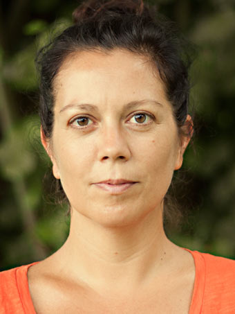Professeur de yoga Paris Ana