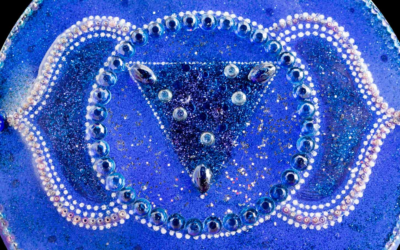 Symboles des chakras - Ajna