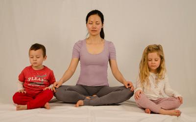 Séance de méditation pour les enfants