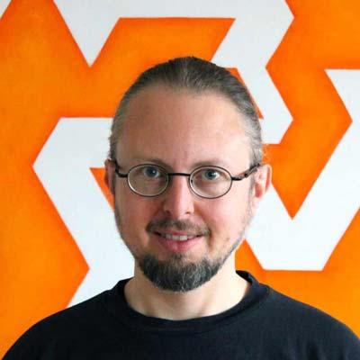 Yogi danois Carsten Crone Caroc