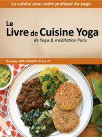 Livre cuisine yoga couverture